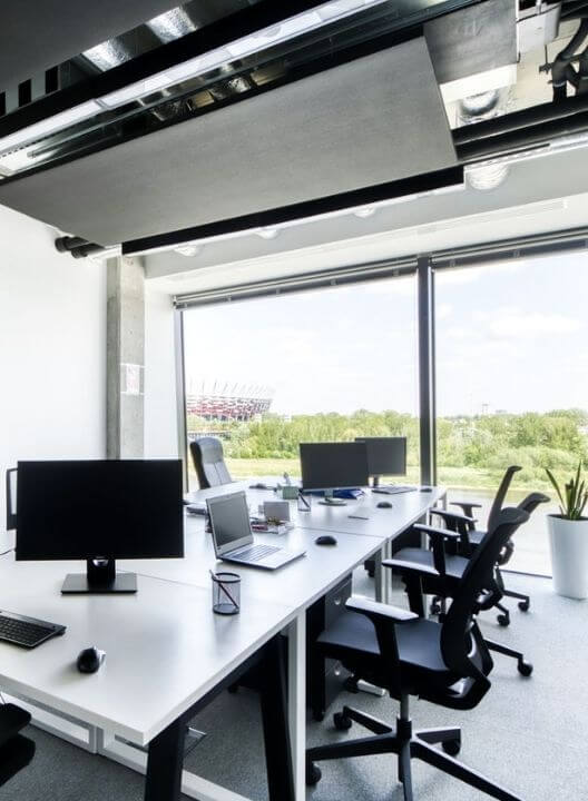 Praca Intredo Warszawa biuro